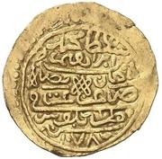 Sultani - Mehmed IV – avers