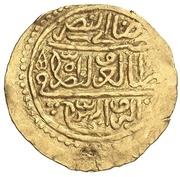 Sultani - Mehmed IV – revers