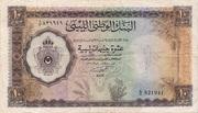"10 Livres ""National Bank"" – avers"