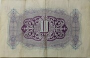 10 Lire – revers