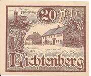 20 Heller (Lichtenberg) – avers