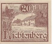 20 Heller (Lichtenberg) -  avers