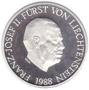 10 francs François Joseph II (Jubilé d'or) -  avers