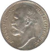 1 franc Jean II – avers