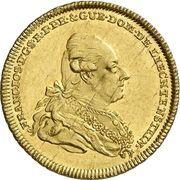 1 ducat Franz Joseph I – avers