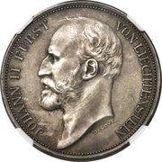 5 Kronen - Johann II (Essai) – avers