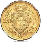 20 Kronen - Johann II (Essai) -  revers