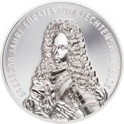 5 Franken - Anton Florian (300 ans Liechtenstein) -  avers