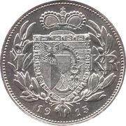 1 couronne Jean II -  revers