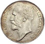 1 Krone - Johann II – avers