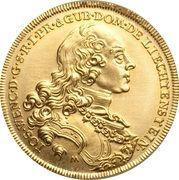 1 ducat - Joseph Wenzel – avers