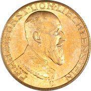 20 francs François Ier – avers