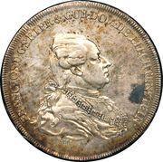1 Thaler - Franz Joseph I – avers
