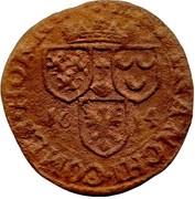 ½ Liard (12 sols) - Ferdinand de Bavière – revers