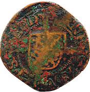 ½ Liard (12 sols) - Ernest de Bavière – avers