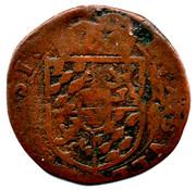 "1 Liard ""Aidant"" - Ferdinand of Bavaria – revers"