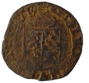 "12 Sols Brûlé ""½ Aidant or Gigot""- Ernest of Bavaria – revers"