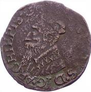 Liard - Ernest de Bavière – avers