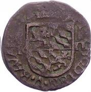 Liard - Ernest de Bavière – revers