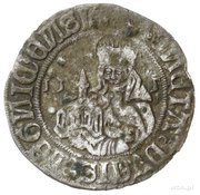 1 Groschen - Friedrich II (Liegnitz) – revers