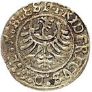 1 Groschen - Friedrich II – avers