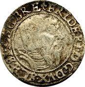 1 groschen Friedrich II -  avers