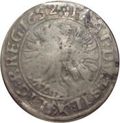 3 kreuzer Georg III, Ludwig IV et Christian – revers