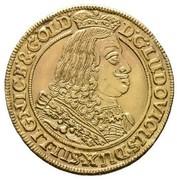 1 Ducat - Ludwig IV – avers