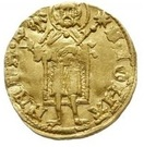 Goldgulden - Wenzel I (Brieg) – revers