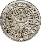 3 Kreuzer - Georg III – revers