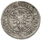 3 Kreuzer - Georg III, Ludwig IV and Christian – revers