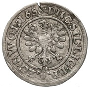 3 Kreuzer - Georg III, Ludwig IV and Christian – revers