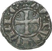 Denier - Arthur de Bretagne (1275-1301) – avers