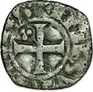 Denier - Jean III de Bretagne – avers