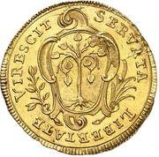 ½ ducat (Traités de Westphalie) – avers