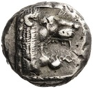 Stater (Lindos) – avers