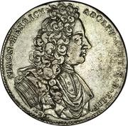 ⅔ Thaler / 1 Gulden - Simon Heinrich Adolf – avers
