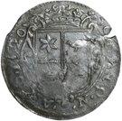 1/21 thaler Simon VII. – avers