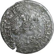 1/21 thaler Simon VII. – revers
