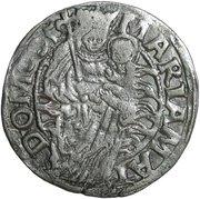1 mariengroschen Simon VI – revers