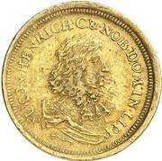 5 ducats Simon Heinrich – avers