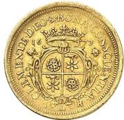 5 ducats Simon Heinrich – revers