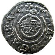 1 groschen Simon VII – revers