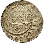 1 Sterling - Bernhard III. (Blomberg) – revers