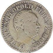 1 silber groschen - Paul Alexander Leopold II – avers