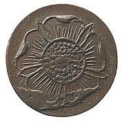 1 Pfennig - Paul Alexander Leopold II – avers
