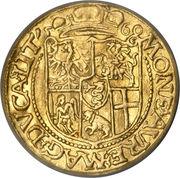 Dukat - Zygmunt II August – revers