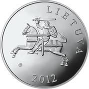 50 litų (Lithuanian Nature) – avers