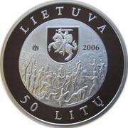 50 litų (Emilija Pliateryte) – avers