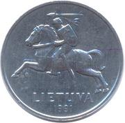 2 centai -  avers